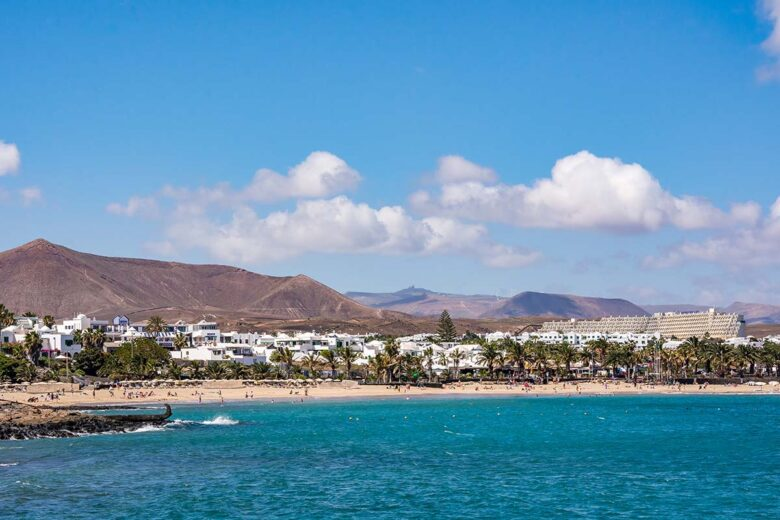 Families find the Costa Teguise to be the preferable place to stay in Lanzarote