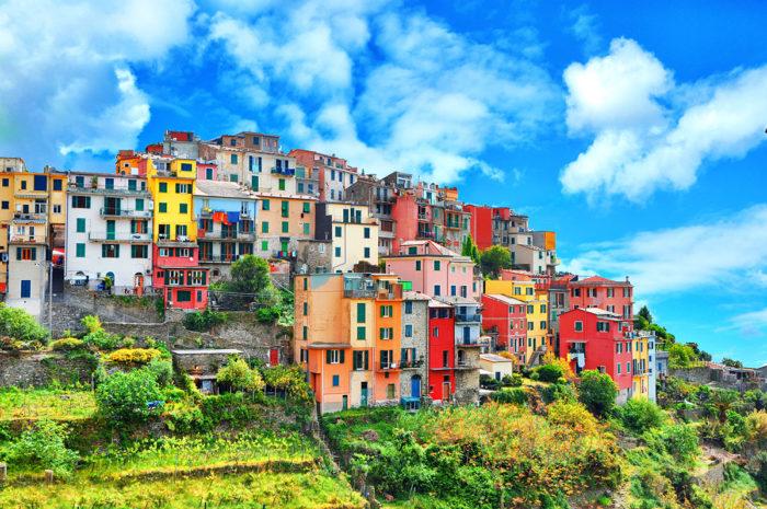 Where to stay and visit in Cinque Terre: Corniglia