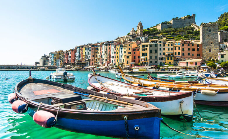 Best towns to stay in Cinque Terre: Portovenere
