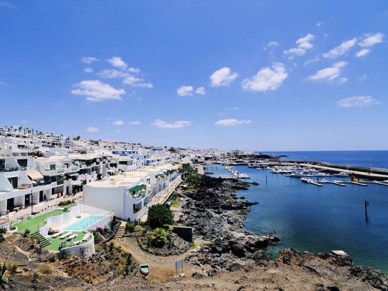 Where to stay in Lanzarote: Puerto Calero