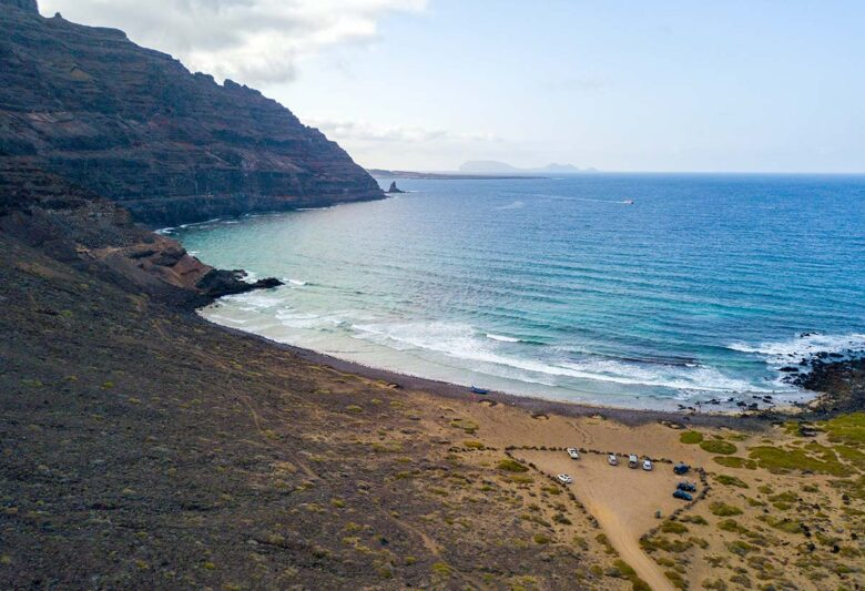 Accommodation in Lanzarote: Orzola and Playa de Canteira