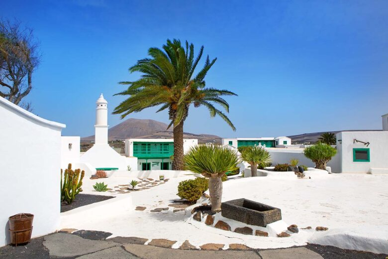 Stay in Lanzarote: The quiet and peaceful town San Bartolomé