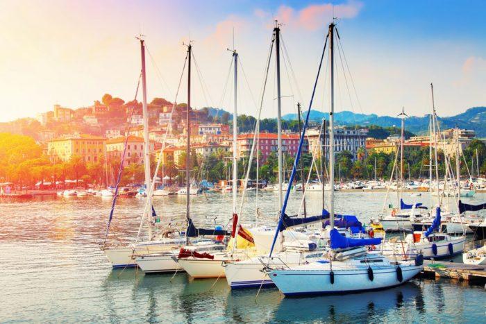 Where to stay in Cinque Terre: La Spezia