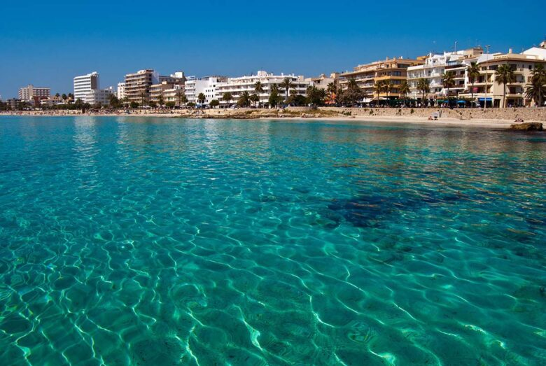 Find accommodation in Mallorca: Cala Millor