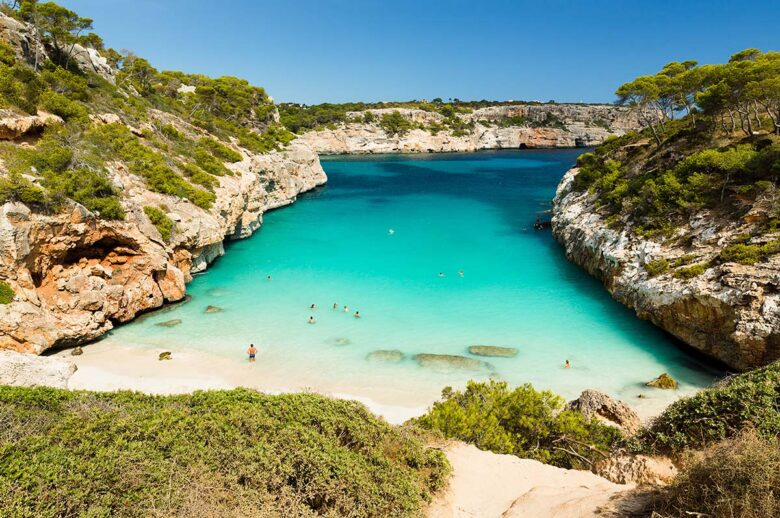 Where to stay in Mallorca: Cala d'Or