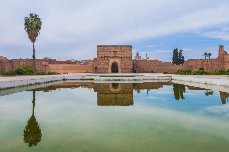 Wander the Ruins of the El Badi Palace in Marrakech