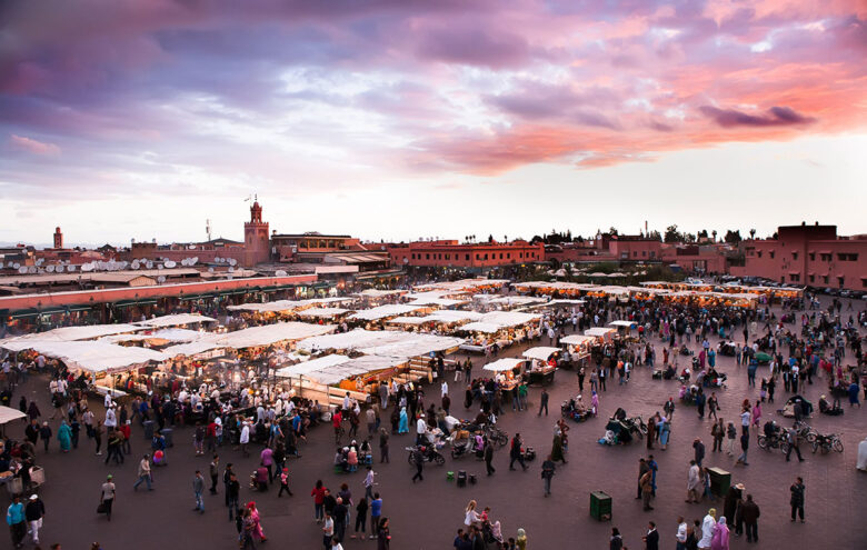 Best Things to See and Do in Marrakech: Get Lost in the Endless Souks of Marrakech