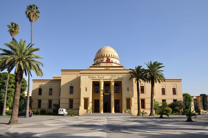 Catch a Show at the Royal Theatre in Marrakech
