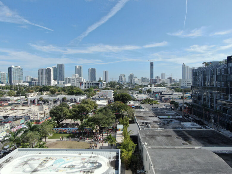 Areas to stay in Miami: Wynwood