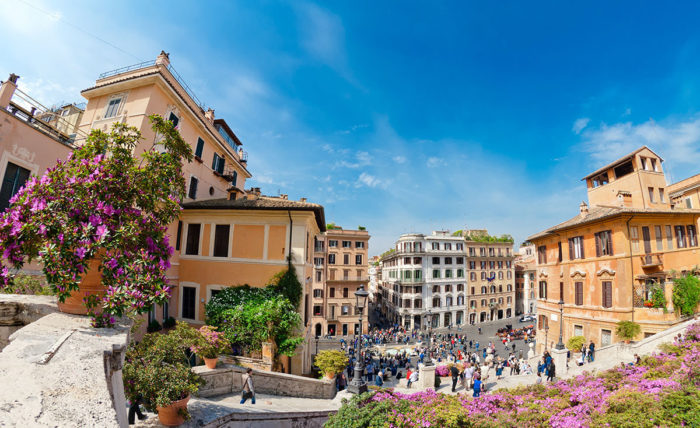 Monti remains the oldest part of Rome to stay