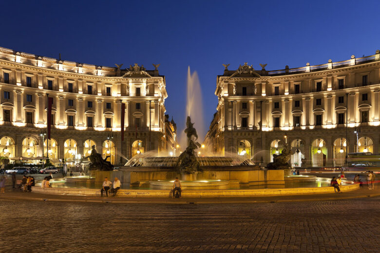 Where to stay in Rome: Termini area