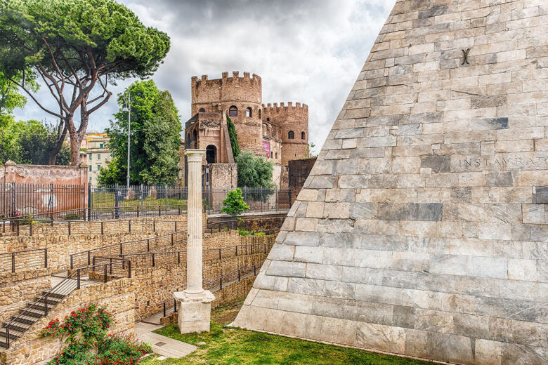 Stay in Rome: Testaccio - Ostiense, good for food and restaurants