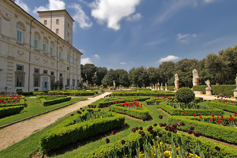 Villa Borghese: The fanciest area to stay in Rome