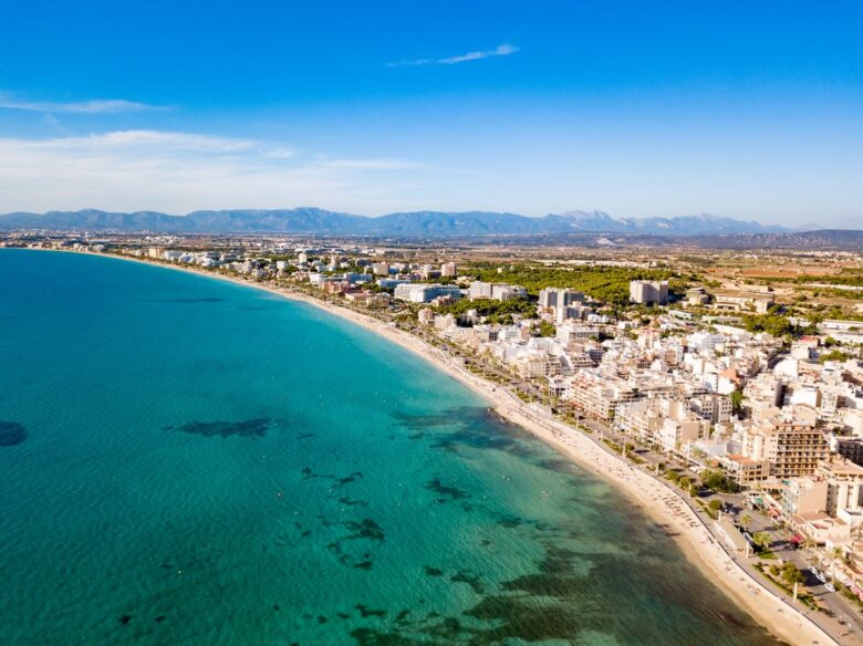 Best places to stay in Mallorca: S´Arenal