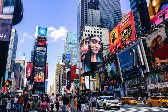 Where to stay in Times Square