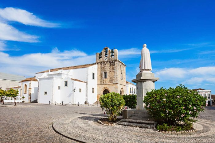 Faro is Algarve's vibrant and beautiful capital to stay