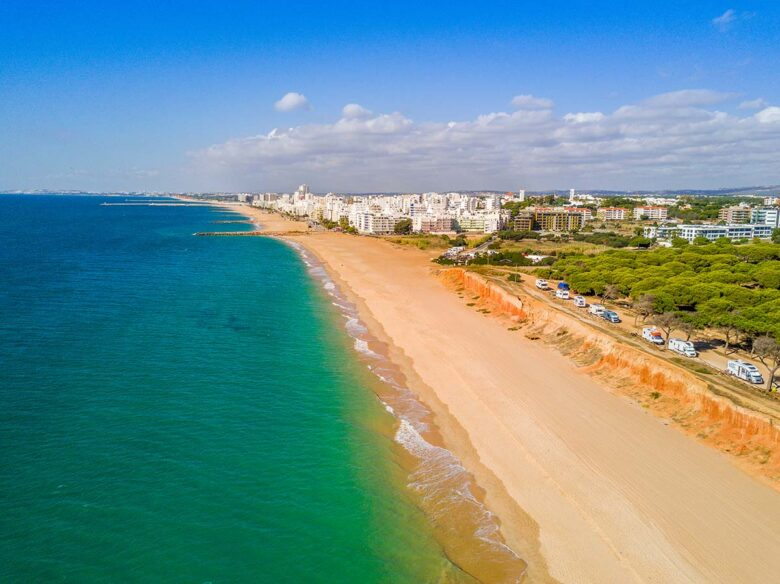 Quarteira is one of the top places to stay in Algarve