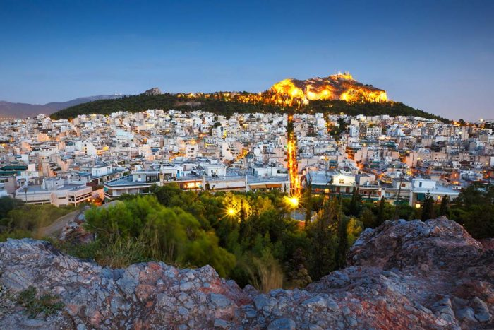 Exarchia, bohemian atmosphere and affordable accommodation to stay in Athens