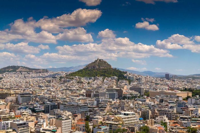 Kolonaki, upscale, exclusive, luxurious shopping, restaurants and nightlife to stay in Athens