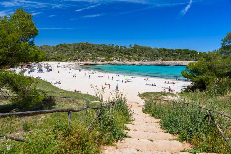 Best Beaches in Mallorca: Cala Amarador