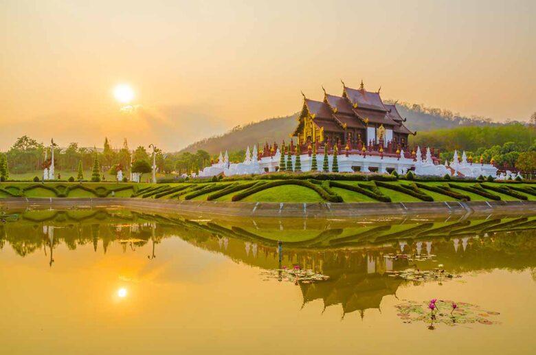 Visit Royal Park Rajapruek to do in Chiang Mai