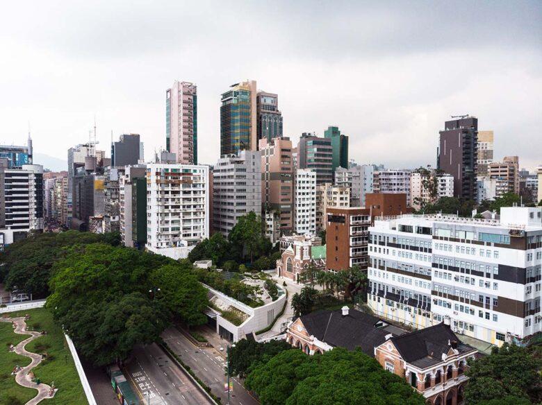 Stay in Hong Kong: Jordan and Yau Ma Tei