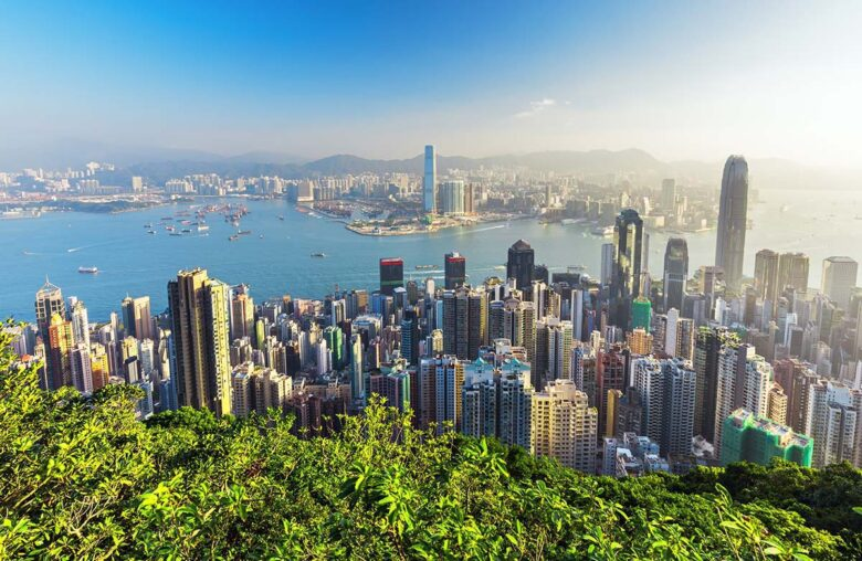 Stay in Hong Kong in the Mid-Levels