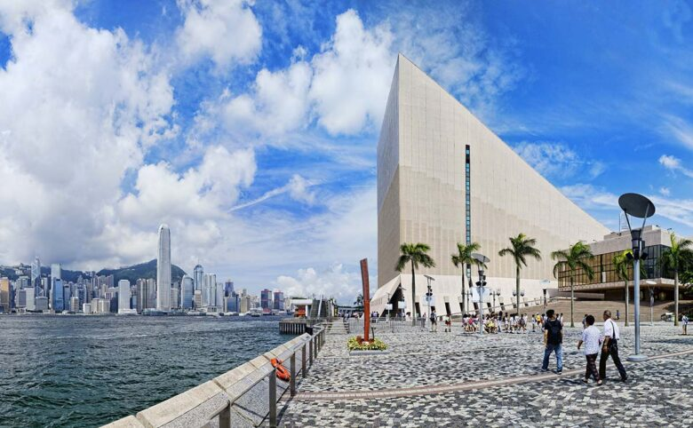Tsim Sha Tsui, one of Hong Kong's busiest tourist areas to stay