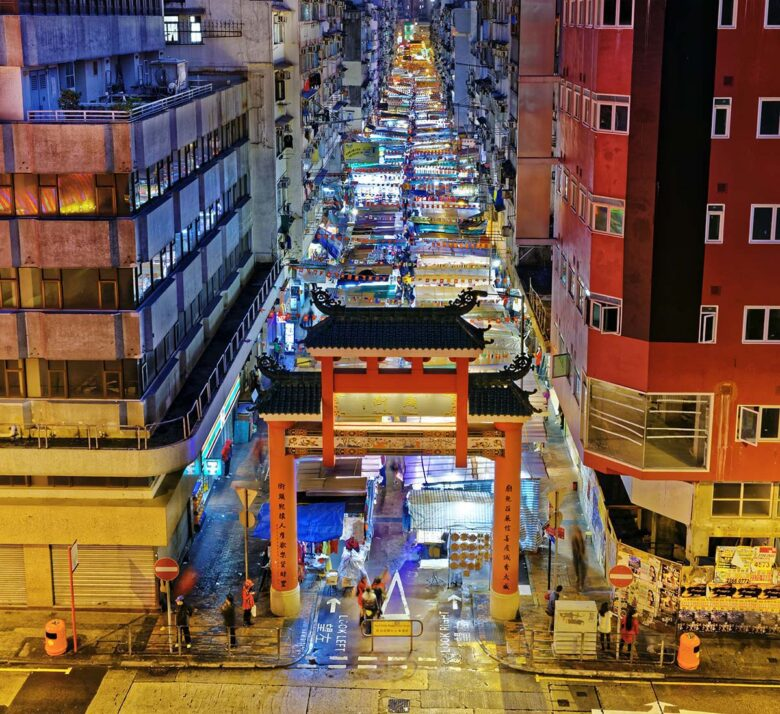 Mong Kok and the best places in Hong Kong