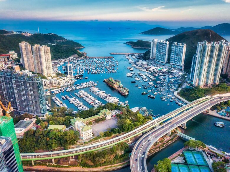 Stay in Hong Kong: Southern District, the colonial history