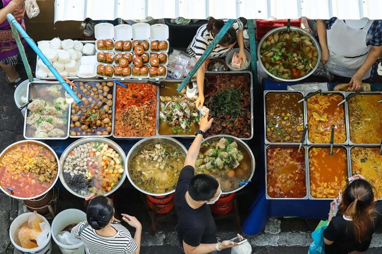 Hong Kong is world famous for its number of street food outlets, visit and try