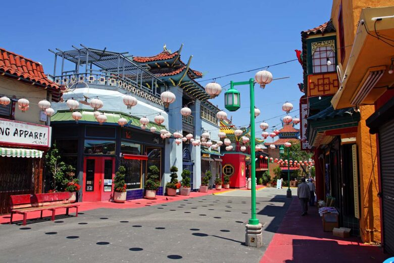 Chinatown, affordable accommodation