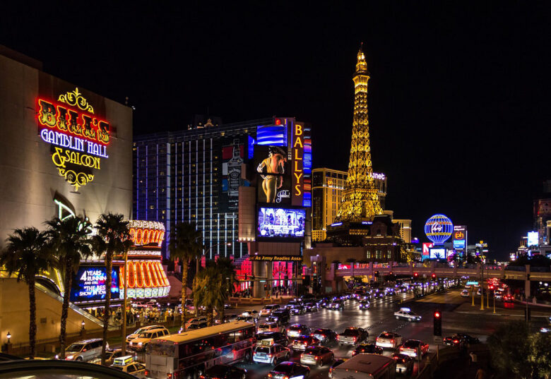 East of the Strip, excellent area to stay in Las Vegas