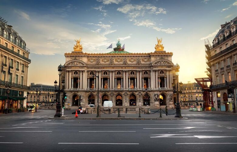 Ópera, Grands Boulevards and Bourse, nightlife, theathers, restaurants, close to everything