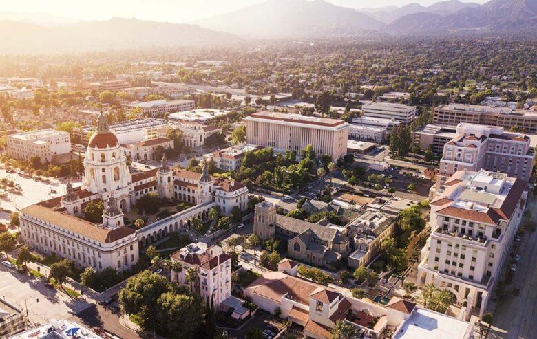 Pasadena to stay in Los Angeles, California's dreams