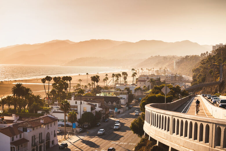 Santa Monica, where to stay in Los Angeles for families