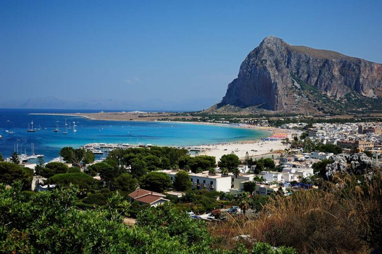 San Vito lo Capo, great place to stay in Sicily for beach and relax