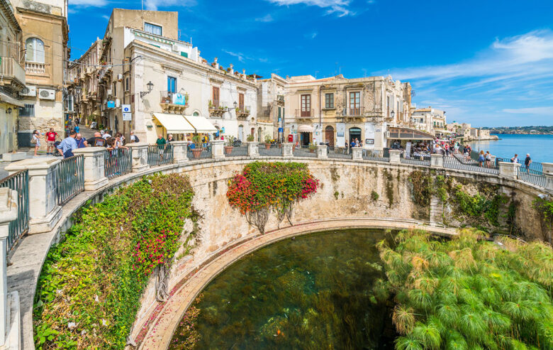 Siracusa, great place to stay in Sicily for sightseeing