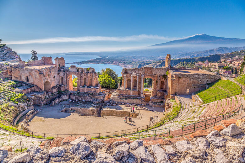 Where to stay in Sicily? Taormina