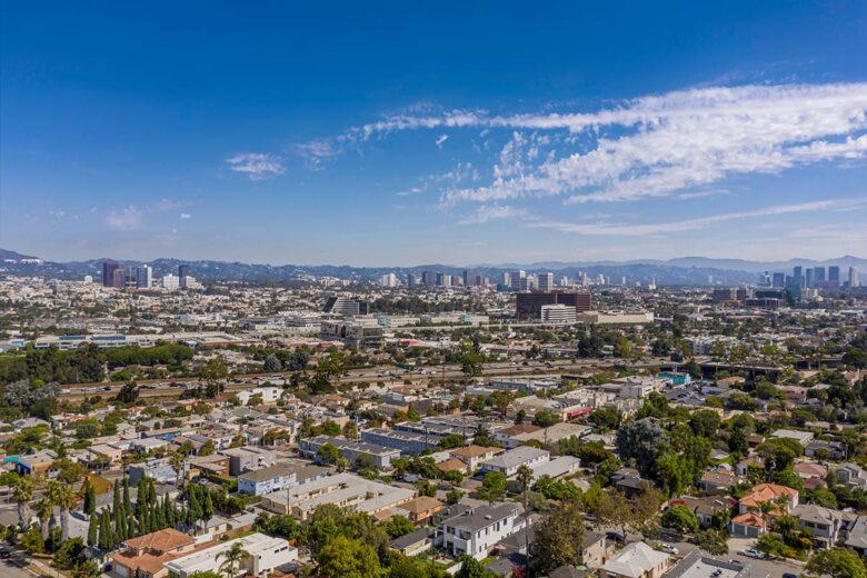 West Hollywood, great for nightlife in Los Angeles