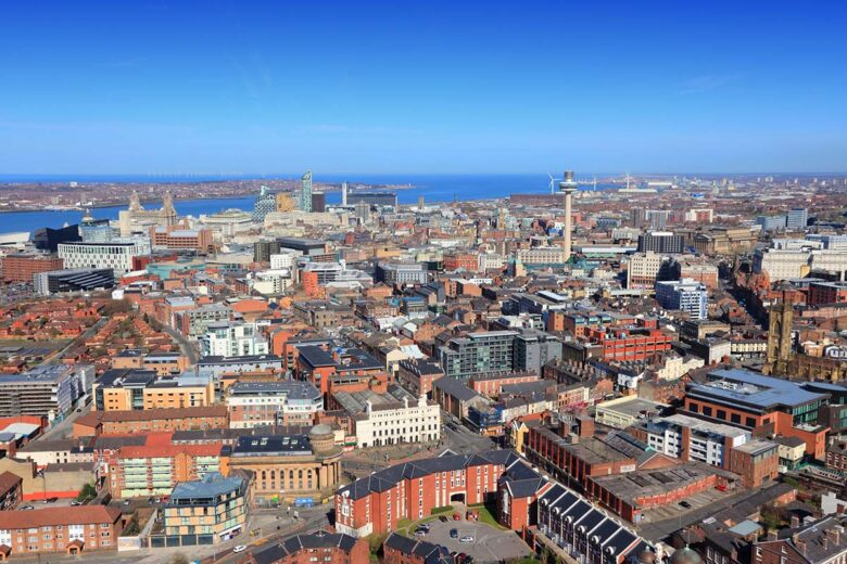 Baltic Triangle, great nightlife in Liverpool