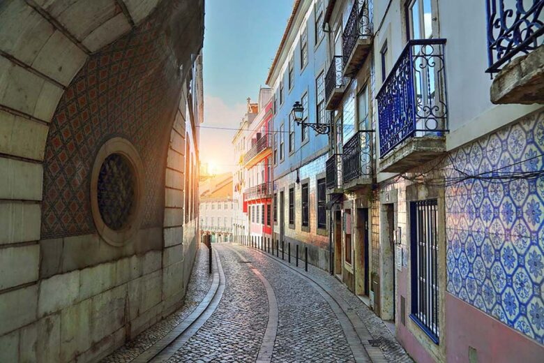 Chiado, one of the best areas where to stay in Lisbon
