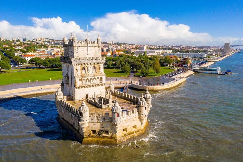 Belem, for a history of Portugal's seafaring past