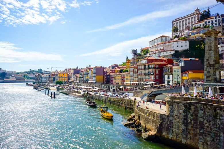 Ribeira,  where to stay in Porto for nightlife