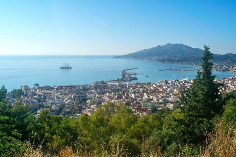 Vasilikos, where to stay in Zakynthos for nature