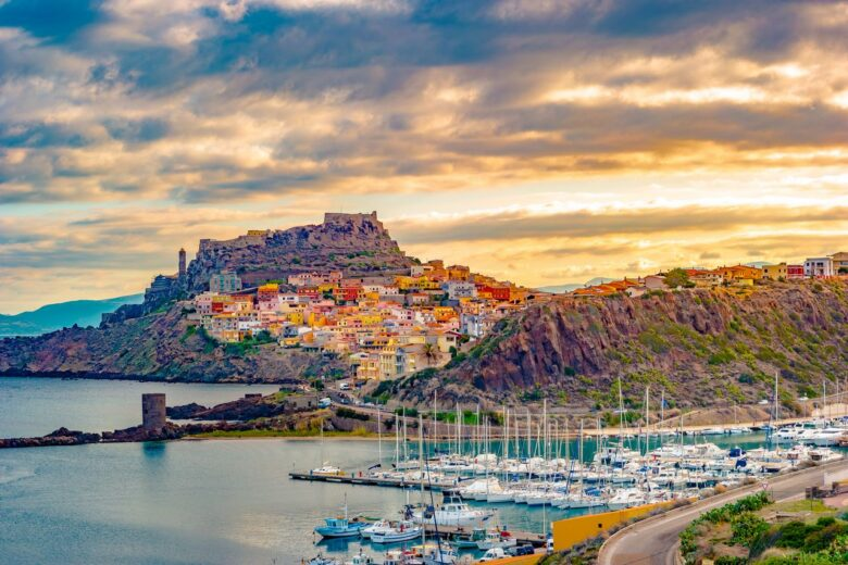 Where to stay in Sardinia