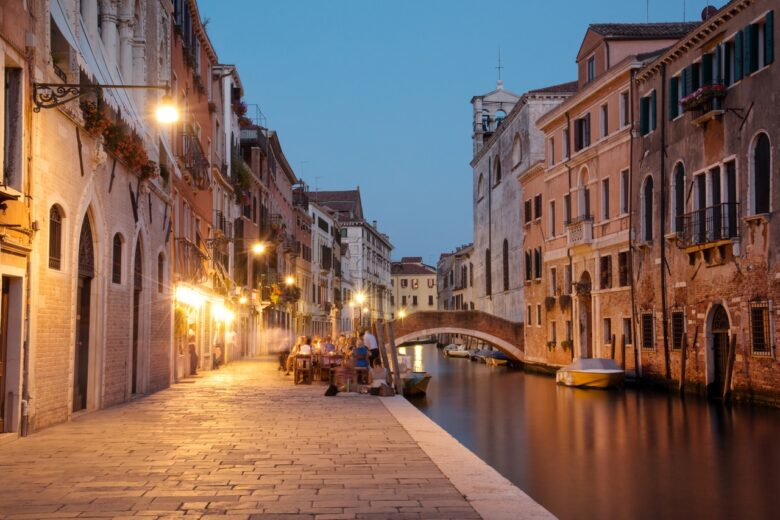 Cannaregio, where to stay in Venice on a budget