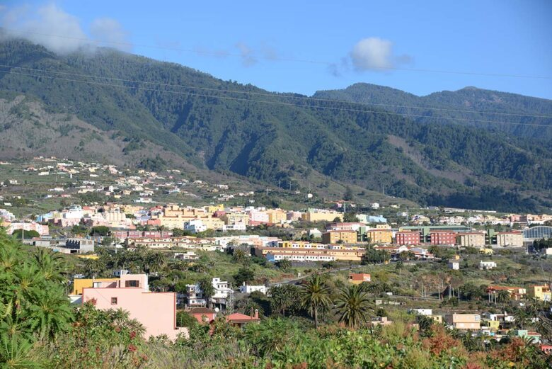 The Lower Breña of La Palma to stay
