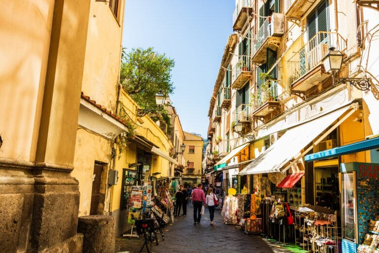 Historic Centre, where to stay in Naples for first time