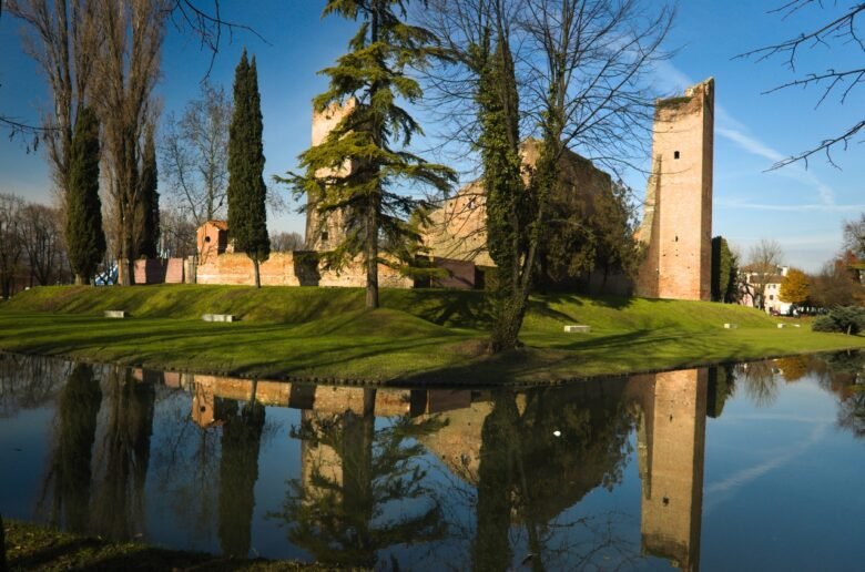 Noale, small Medieval town located just 30 minutes from Venice